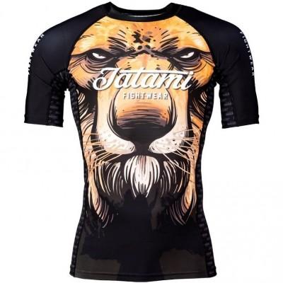 Rashguard Herren Tatami Fightwear Lion