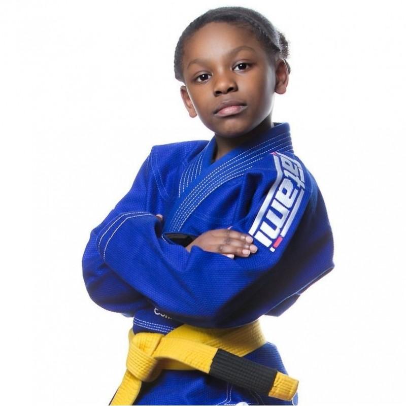 BJJ GI Kinder TATAMI FIGHTWEAR ESTILO 5.0 BLAU