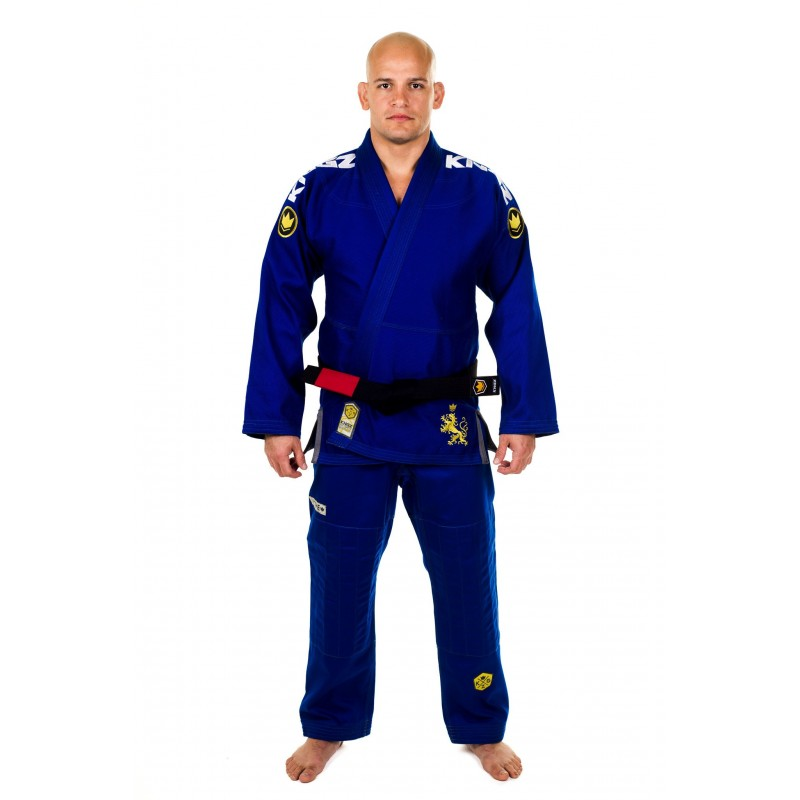 Kimono KINGZ 450 COMP V4 bleu
