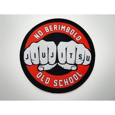 PATCH JJB DOGUERA SUBMISSAO ROUGE & BLANC
