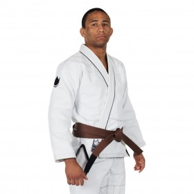 BJJ GI THE SOVEREIGN 2.0 KINGZ Weiß