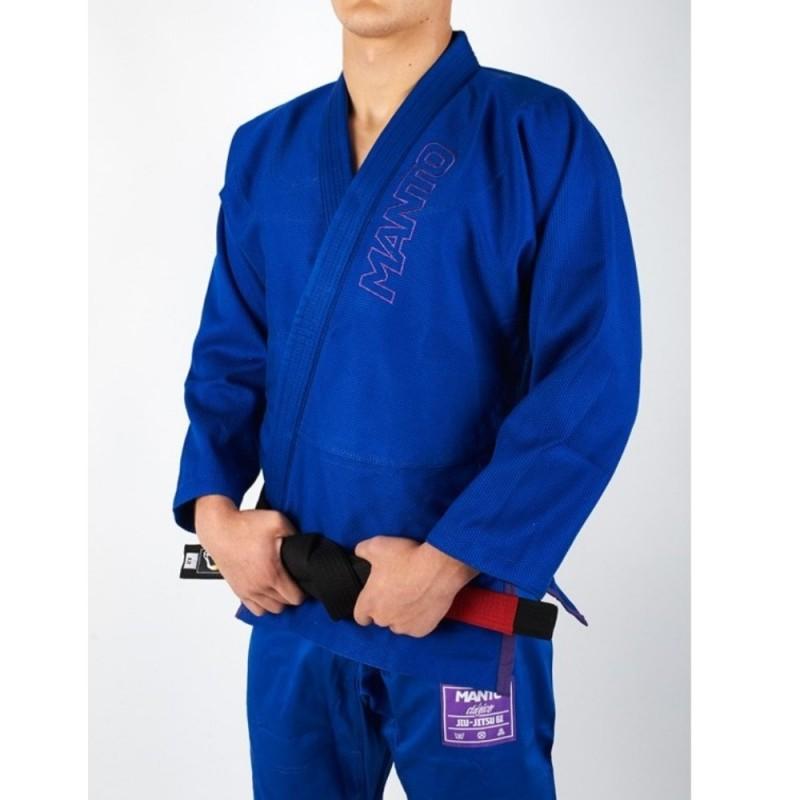 Kimono Jiu Jitsu Manto Clasico bleu