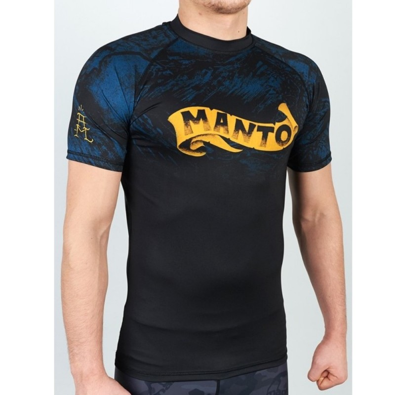RASHGUARD MANTO PERFECT STORM NOIR