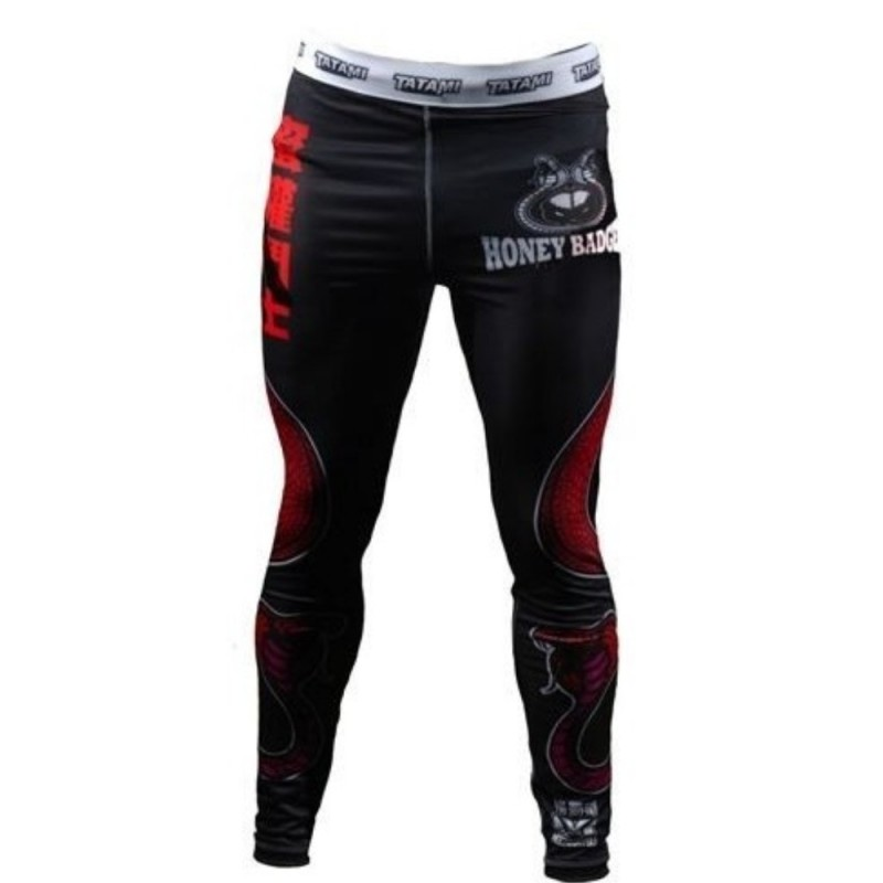 Hosen Lycra BJJ TFW HONEY BADGER