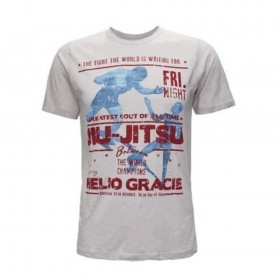 T shirt GRACIE JIU JITSU GREATEST