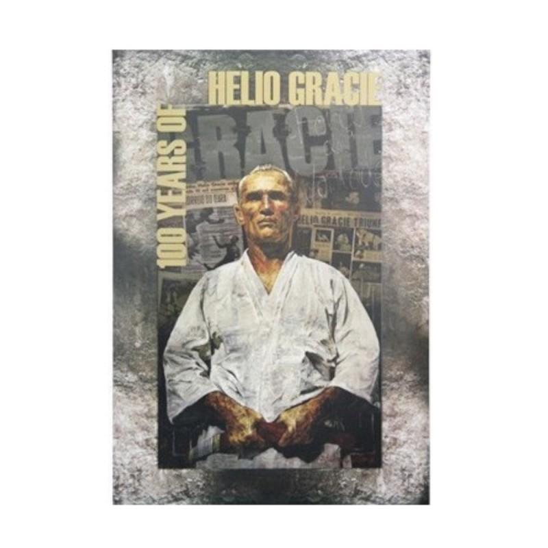Poster - Helio Gracie 100 ans