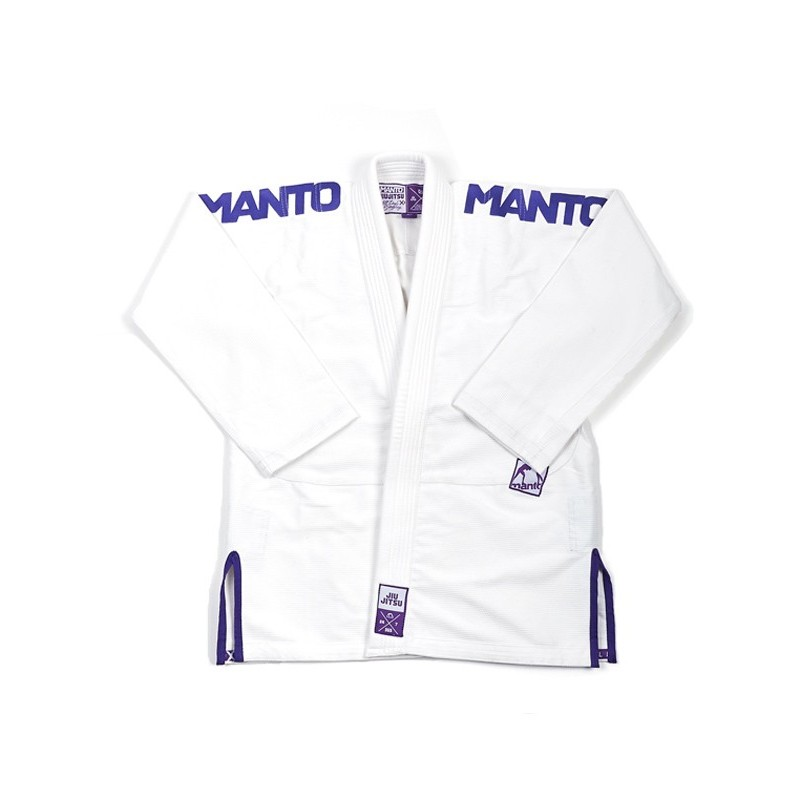 KIMONO JIU JITSU MANTO X3 BLANC