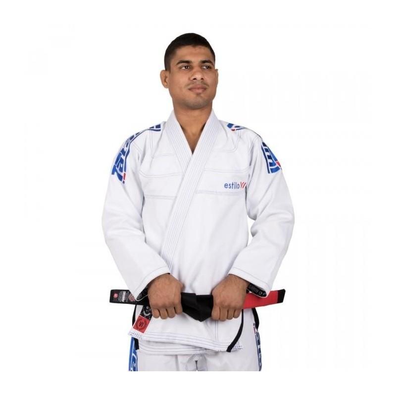 KIMONO JIU JITSU TATAMI FIGHTWEAR Estilo 5.0 White