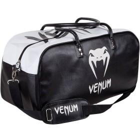 Sac de sport Venum Origins Taille XL Noir/Blanc